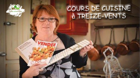 Cuisine avec Marie-France