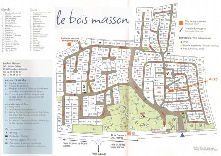 Plan BOIS MASSON A215