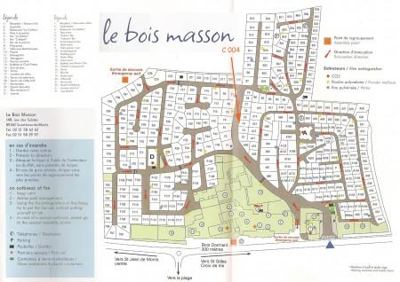 Plan BOIS MASSON C004
