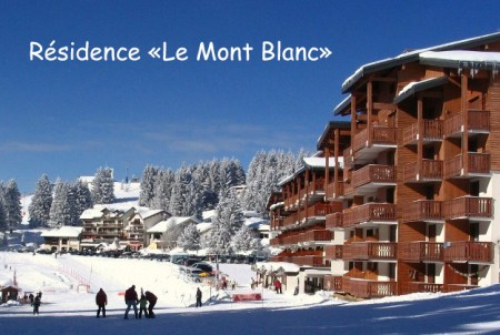 Residence MONT BLANC hiver