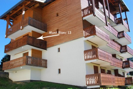 Residence ete mont blanc 13
