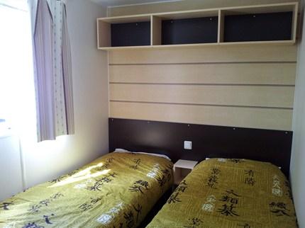 petite chambre modulable en 1 grand lit