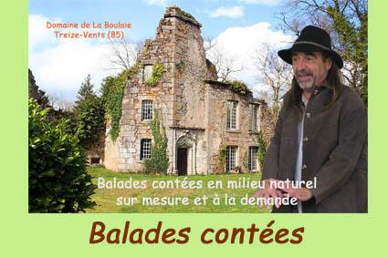 Balades contees