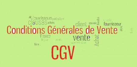 Conditions Générales de Vente CGV