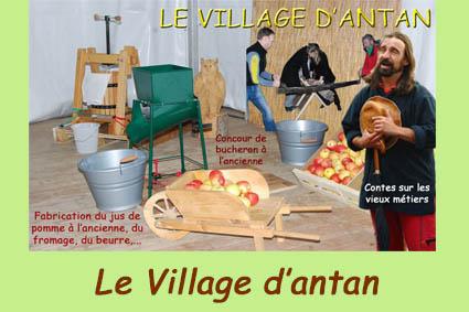 village d antan
