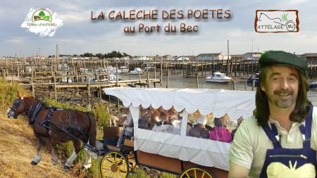 Caleche des poetes Port du bec