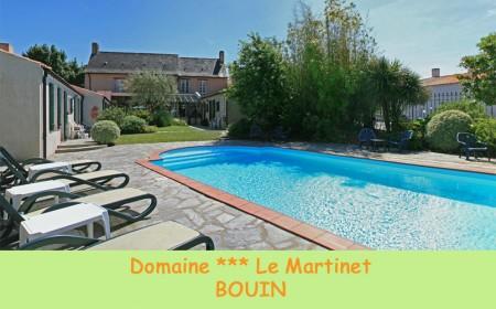 Domaine le Martinet Bouin