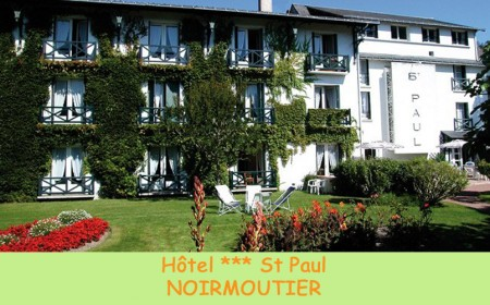 Hotel st paul Noirmoutier