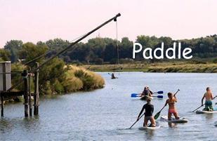 paddle marais