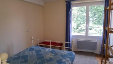 Chambre 3 etage côté Prieuré 2